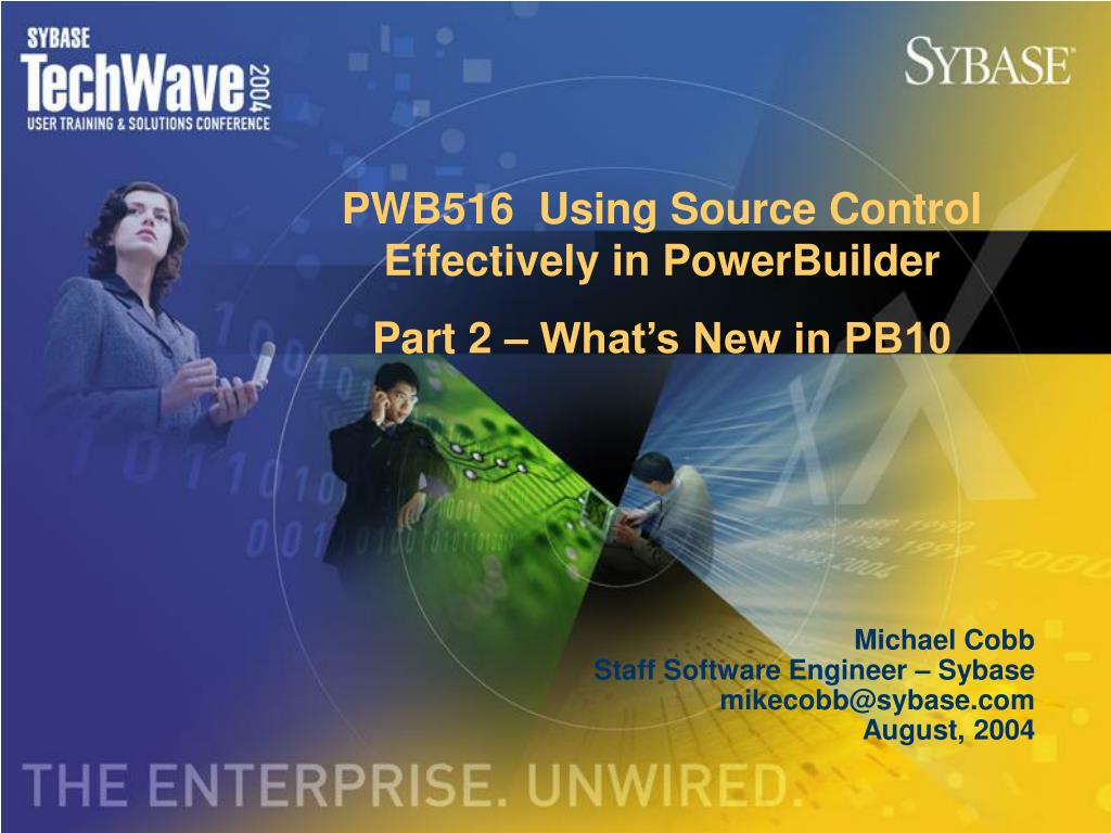 PWB516  Using Source Control