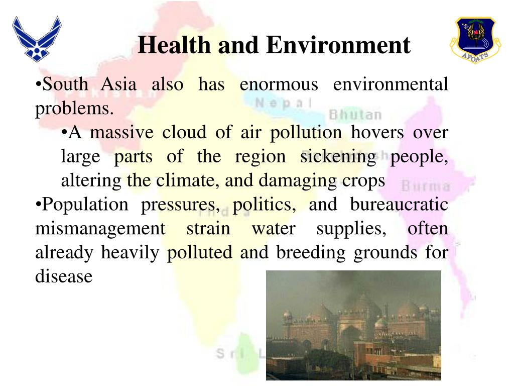 Health and Environment