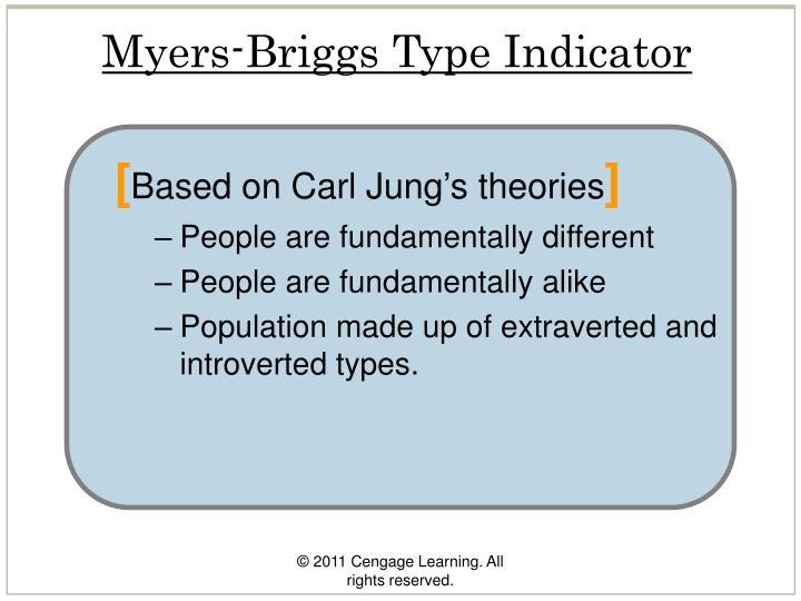 Myers-Briggs Type Indicator