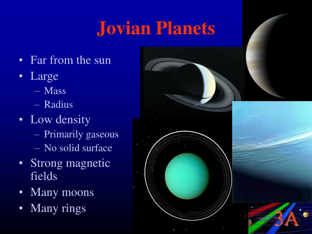 jovian planets density - photo #12