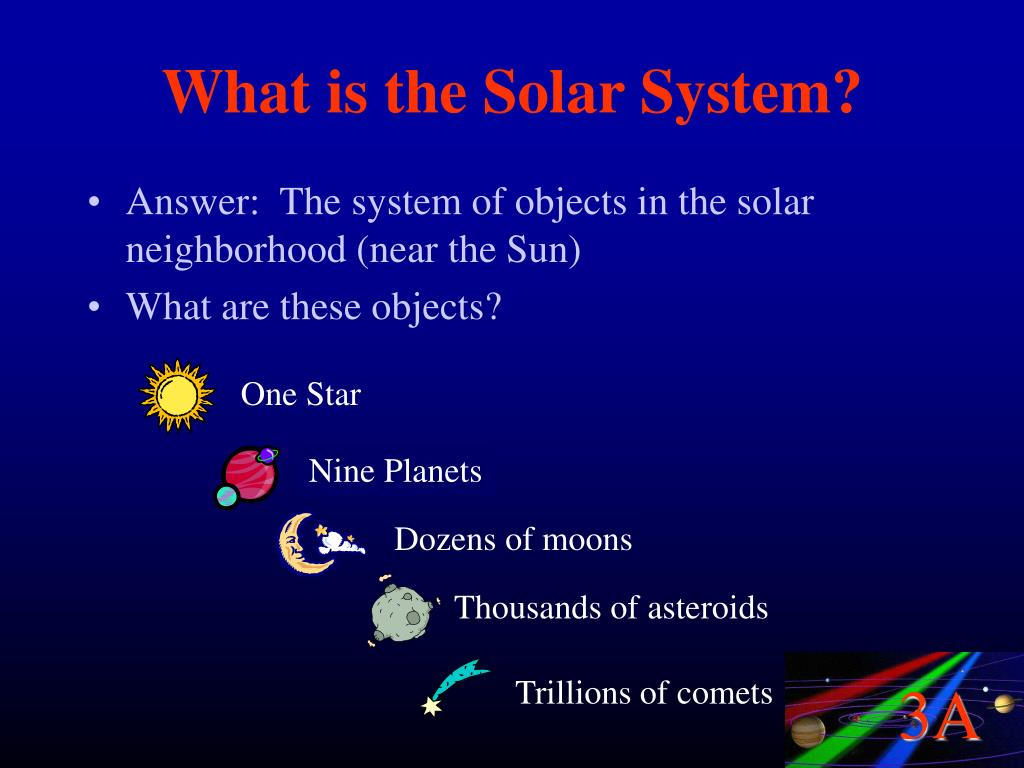 PPT - The Solar System PowerPoint Presentation - ID:47543
