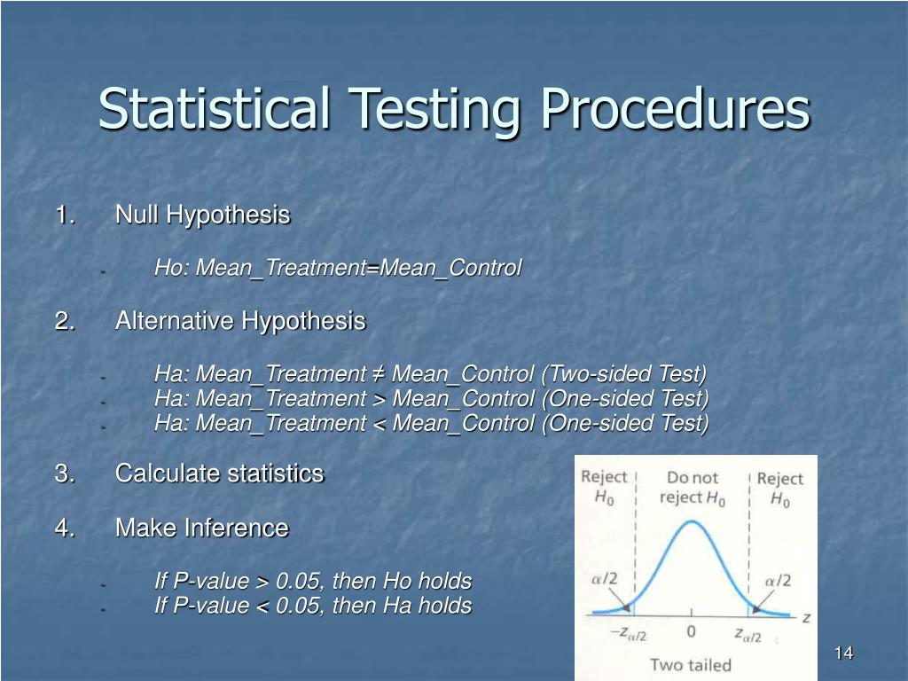 lind five step statistical hypothesis testing procedure Answer to a coin toss is used to decide which team gets the use the five-step hypothesis-testing procedure at study guide to accompany statistical.