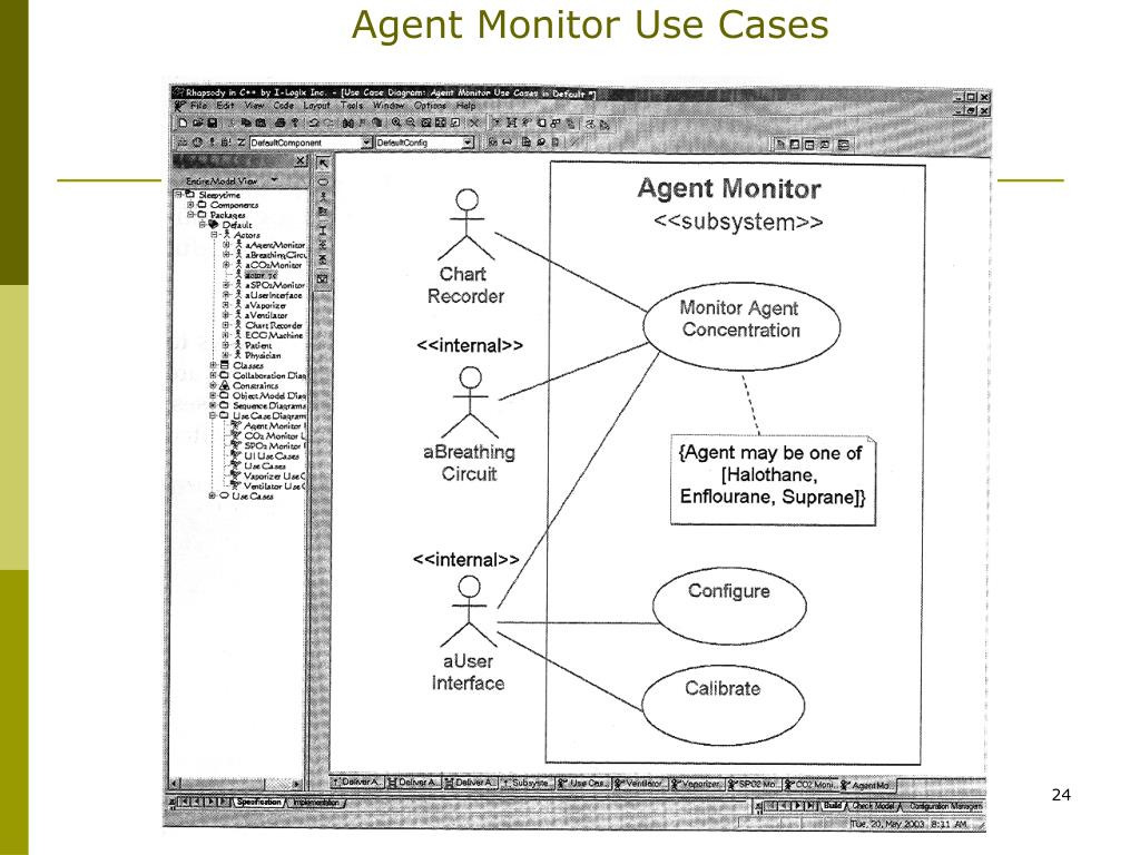 Agent Monitor Use Cases