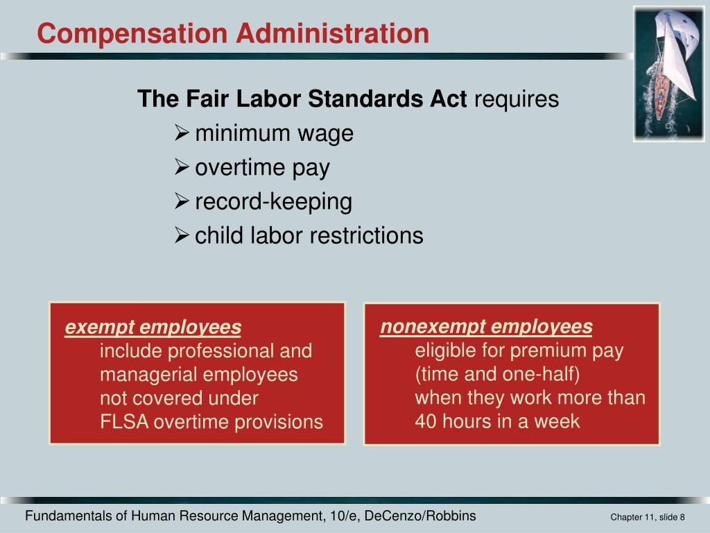 labor standards act Simplify compliance with fair labor standards act requirements and increase your understanding of flsa status, exempt or non-exempt status, overtime, wage and hour compliance, and more.