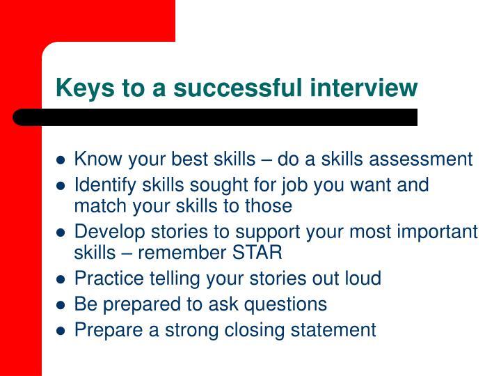 ppt - behavioral interviewing powerpoint presentation