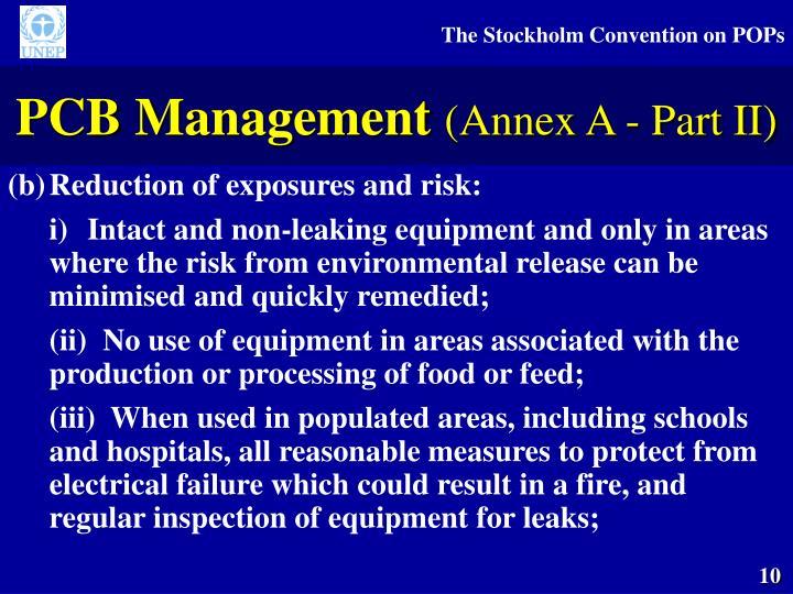 PCB Management