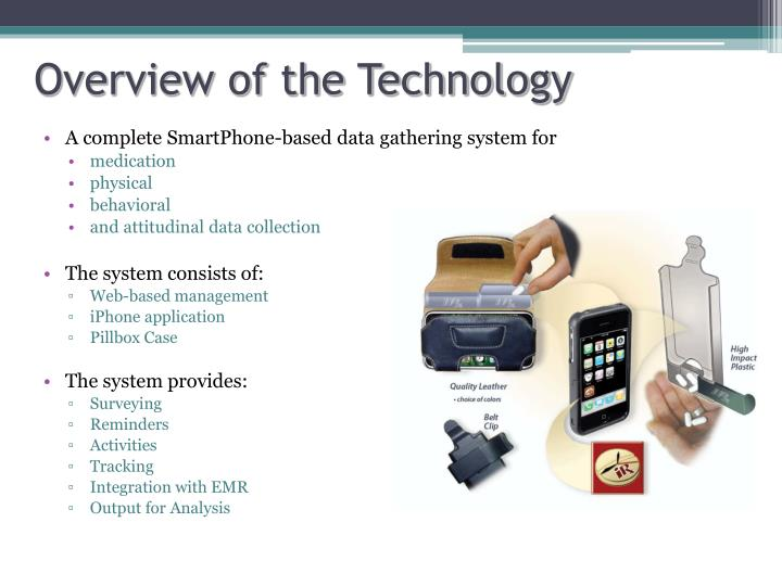 Overview of the Technology