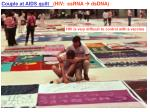 couple at aids quilt hiv ssrna dsdna