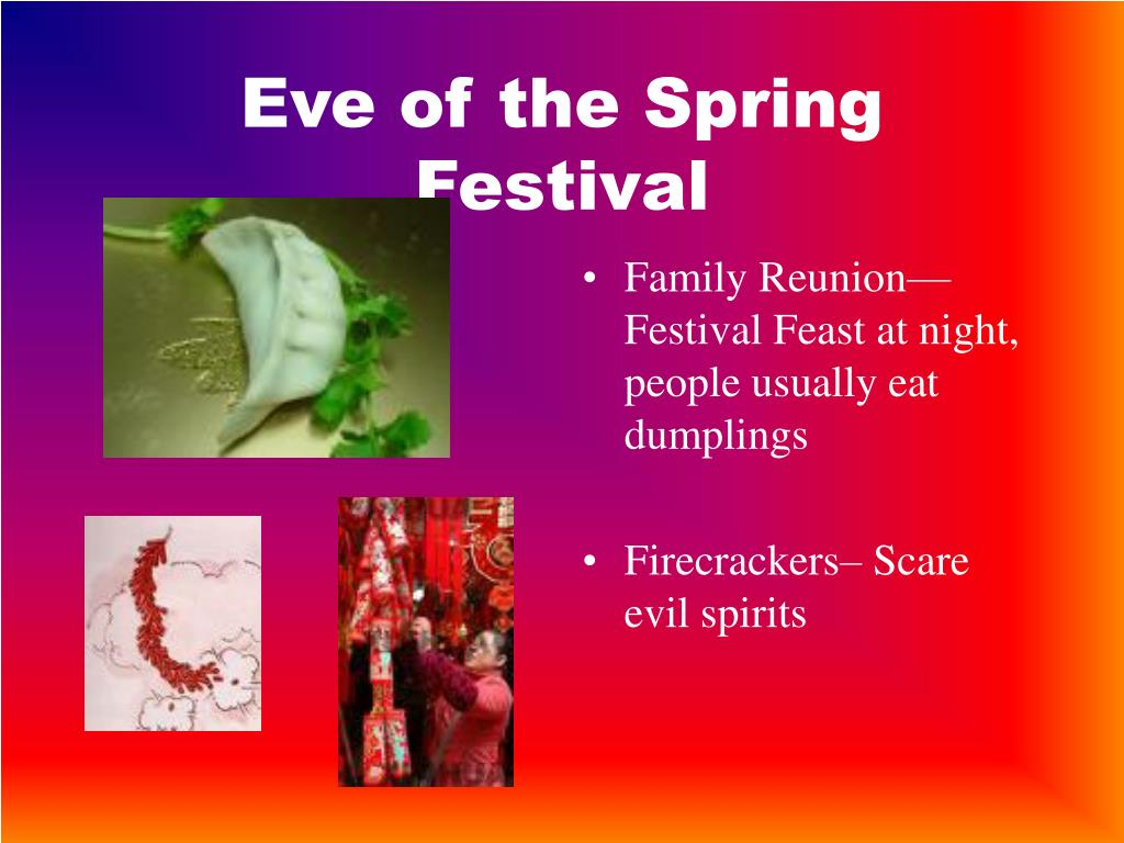 Eve of the Spring Festival