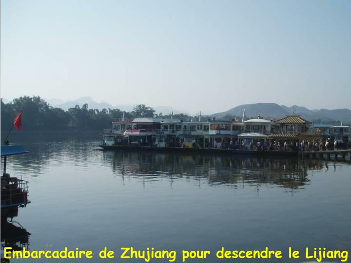 Descente rivière Li