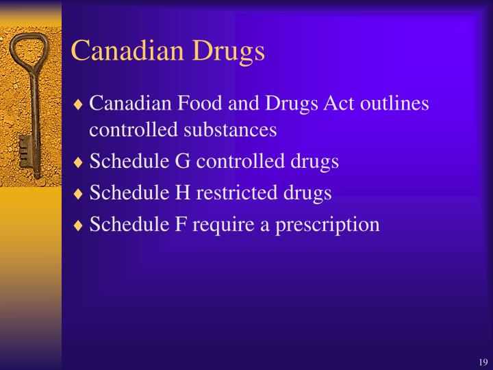 Canadian Drugs