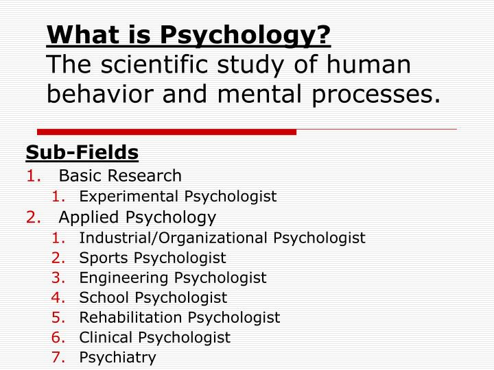 What Are Methods of Studying Human Behavior ...