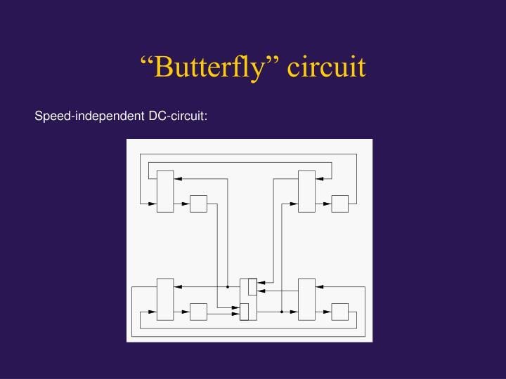"""Butterfly"" circuit"