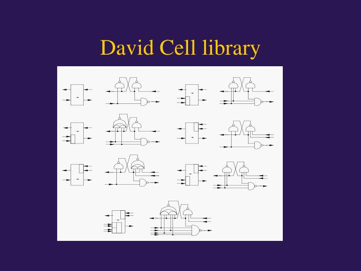 David Cell library
