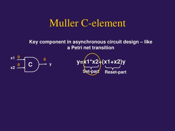 Muller C-element
