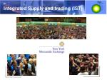 integrated supply and trading ist