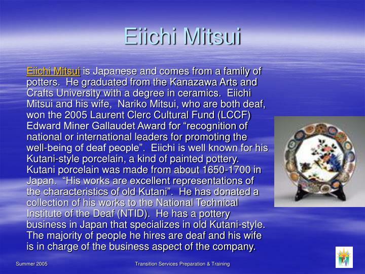 Eiichi Mitsui