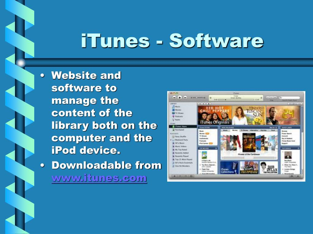 iTunes - Software