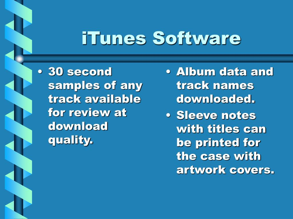 Album data and track names downloaded.