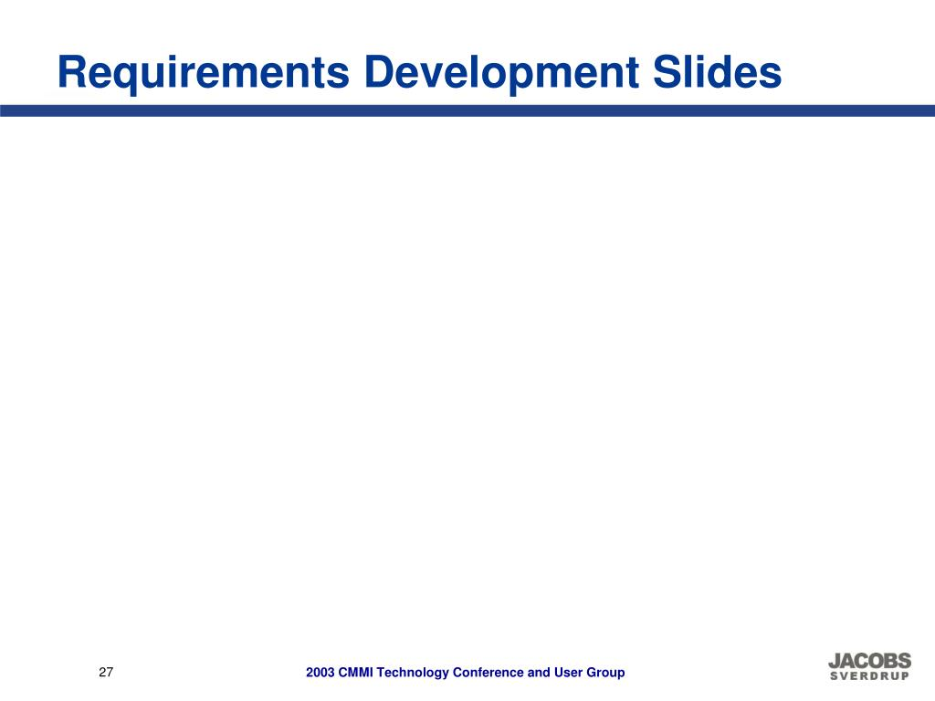 Requirements Development Slides