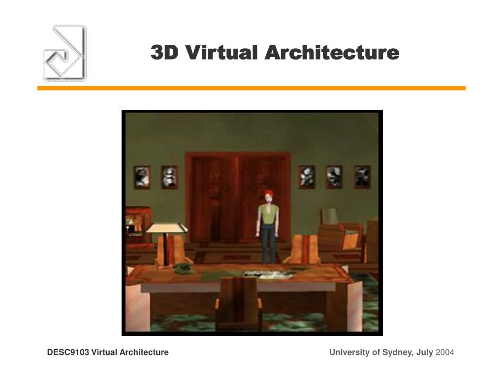 3D Virtual Architecture