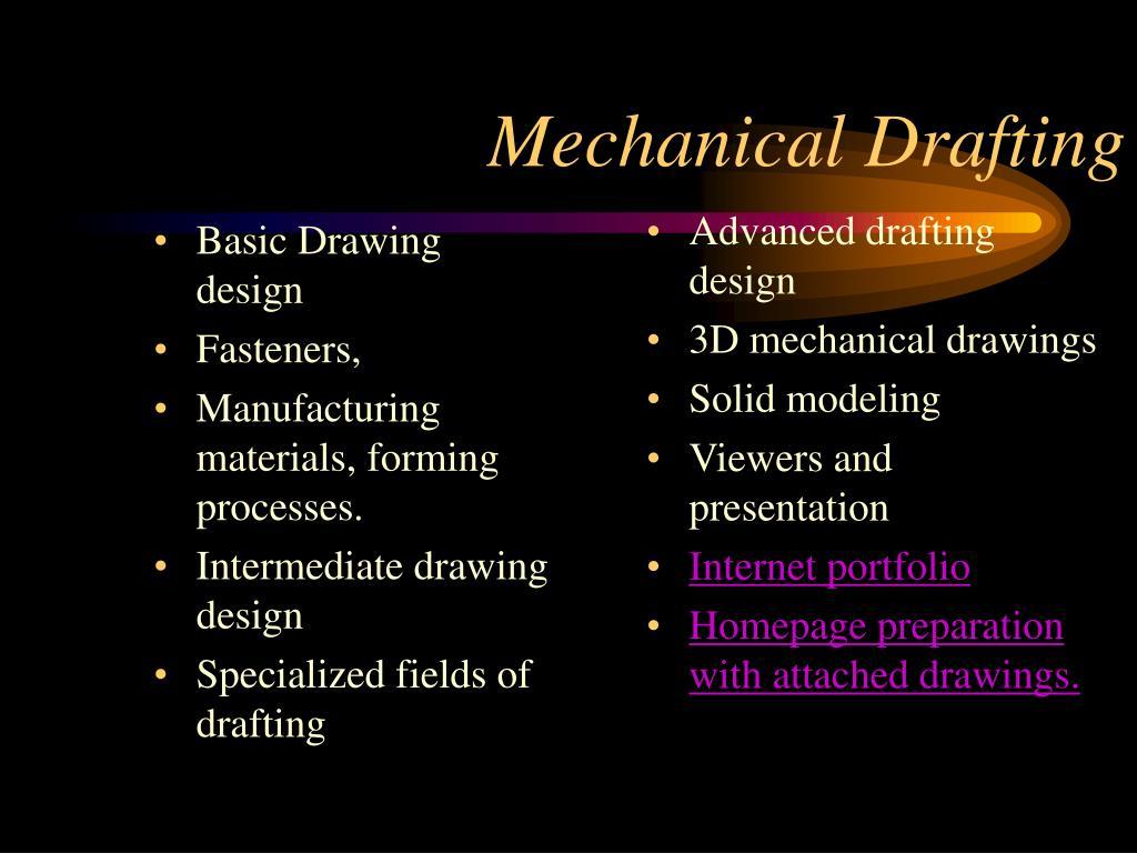 Basic Drawing design