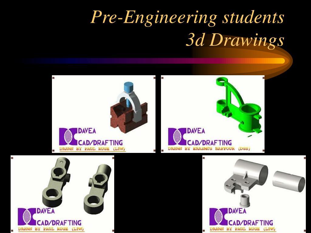 Pre-Engineering students