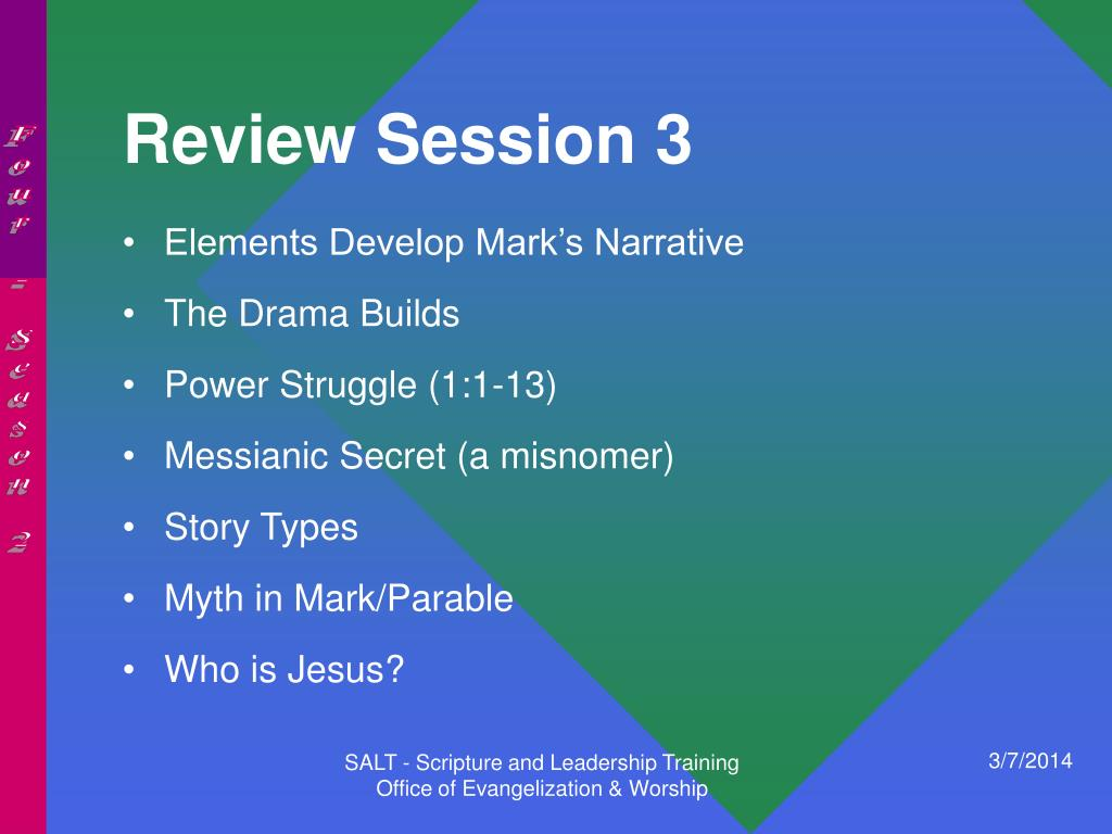 Review Session 3