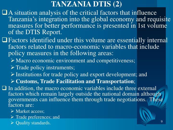 TANZANIA DTIS (2)