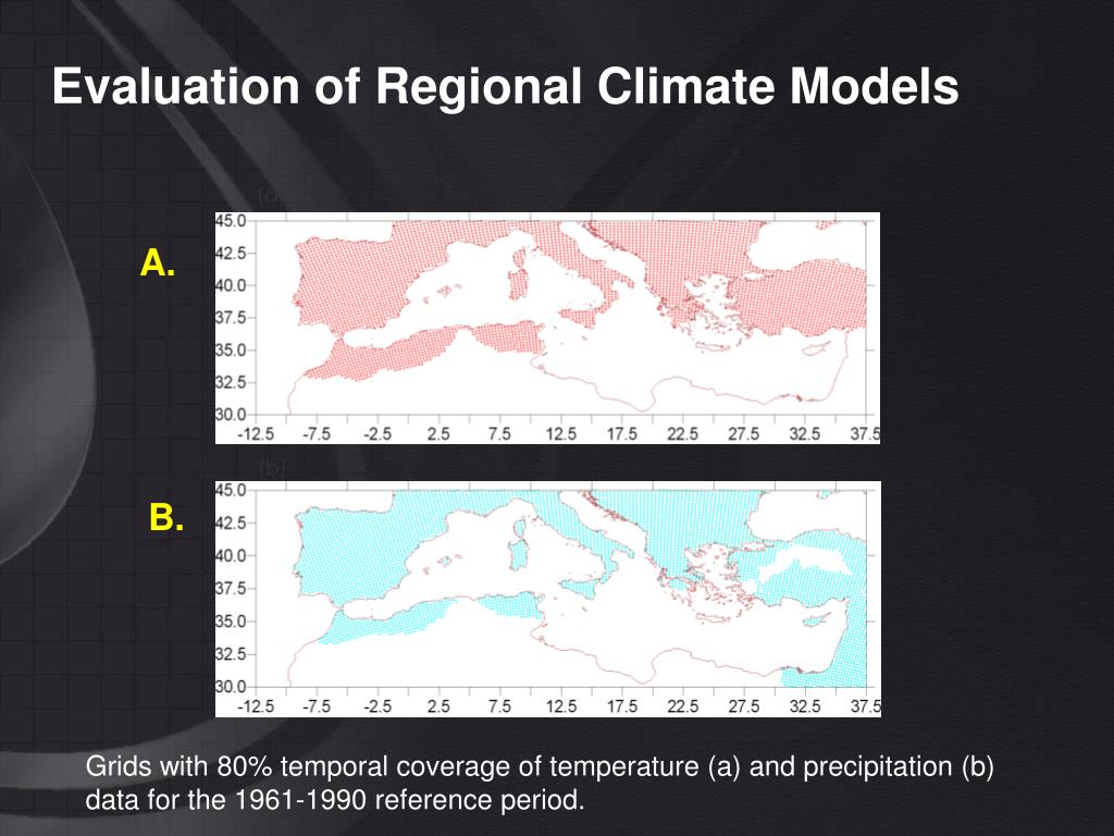Evaluation of Regional Climate Models