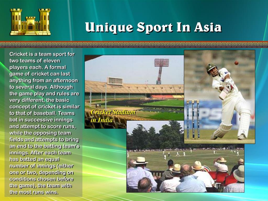 Unique Sport In Asia