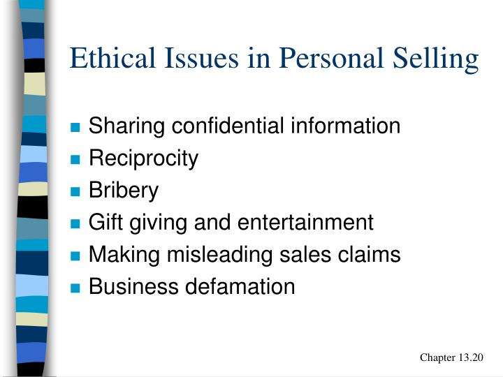current ethical issue in business