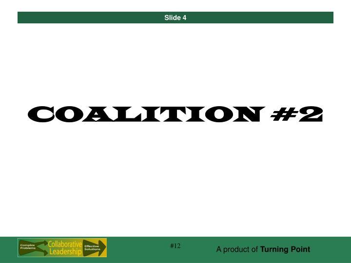 COALITION #2
