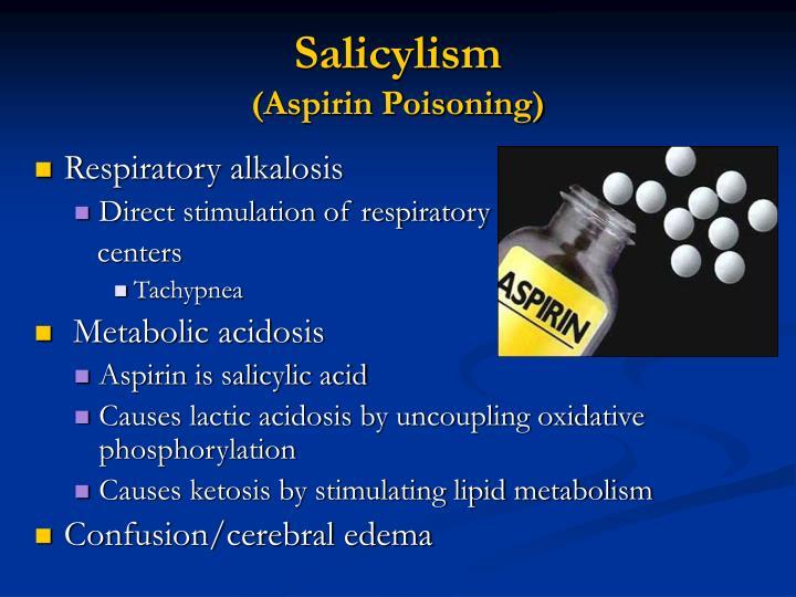 Salicylism