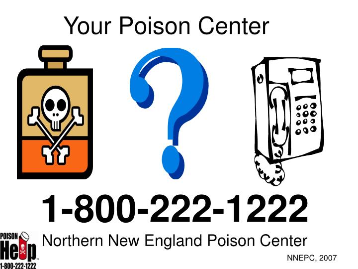 Your Poison Center