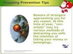 shopping prevention tips9