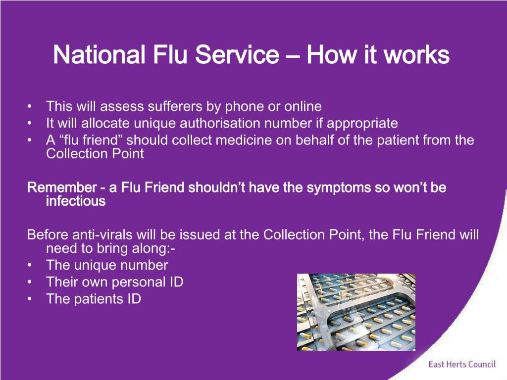 National Flu Service – How it works