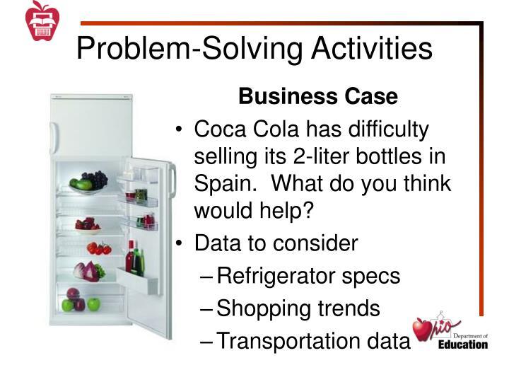 Problem-Solving Activities