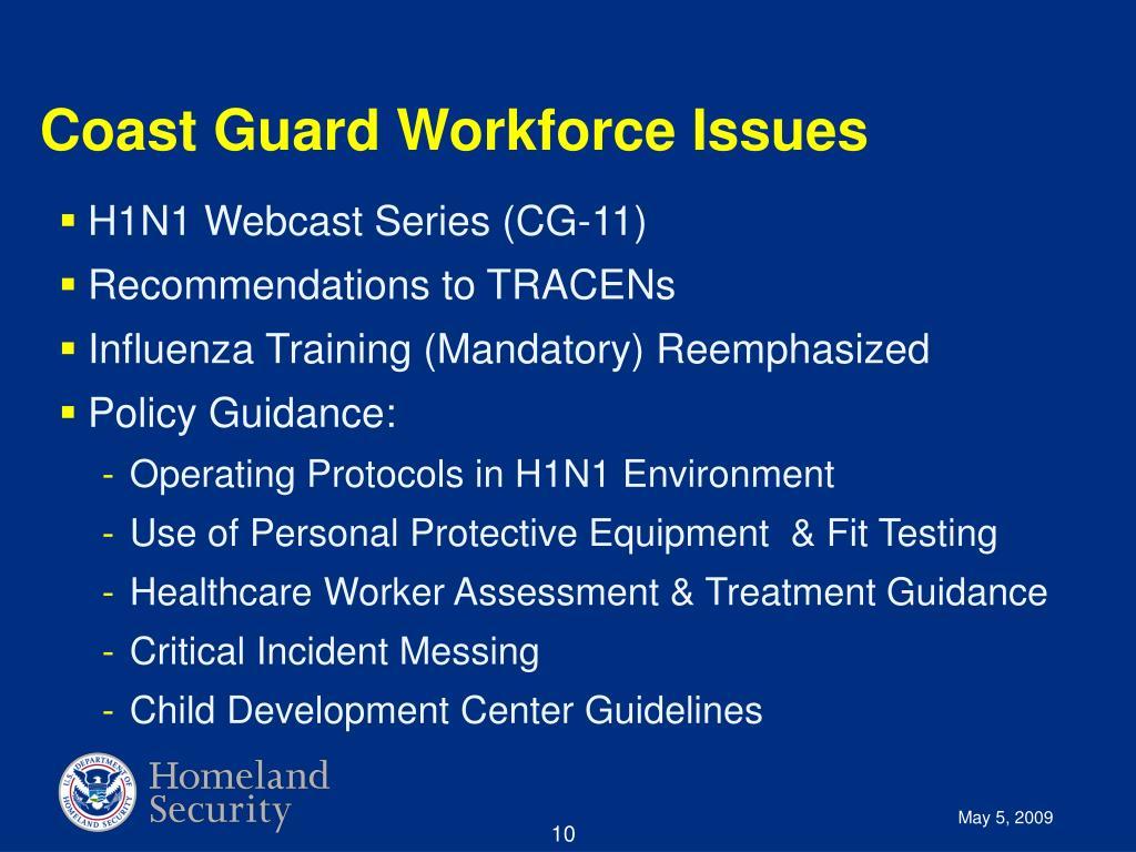 H1N1 Webcast Series (CG-11)