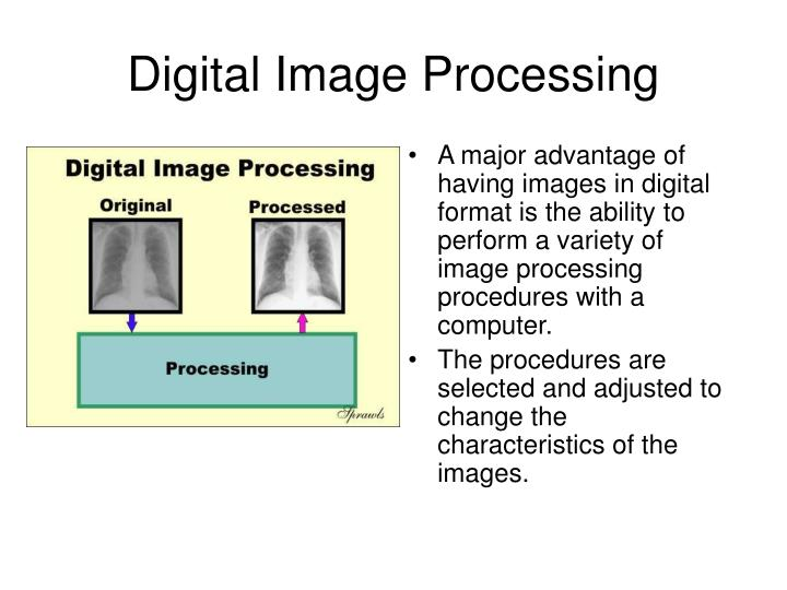 Digital image processing1