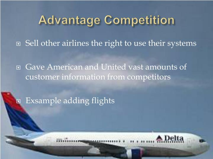 Advantage Competition
