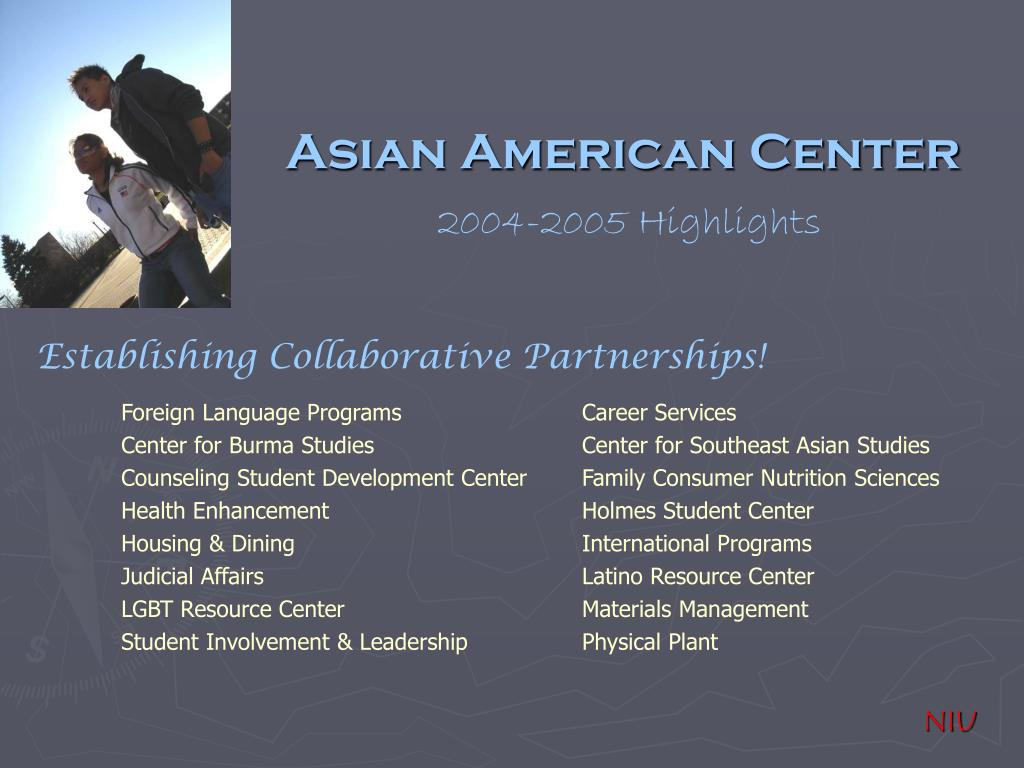 Asian American Center
