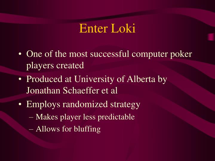 Enter Loki
