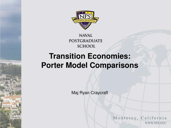 Transition economies porter model comparisons