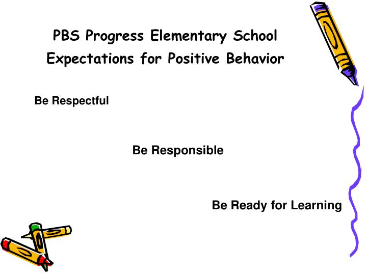 PBS Progress Elementary School