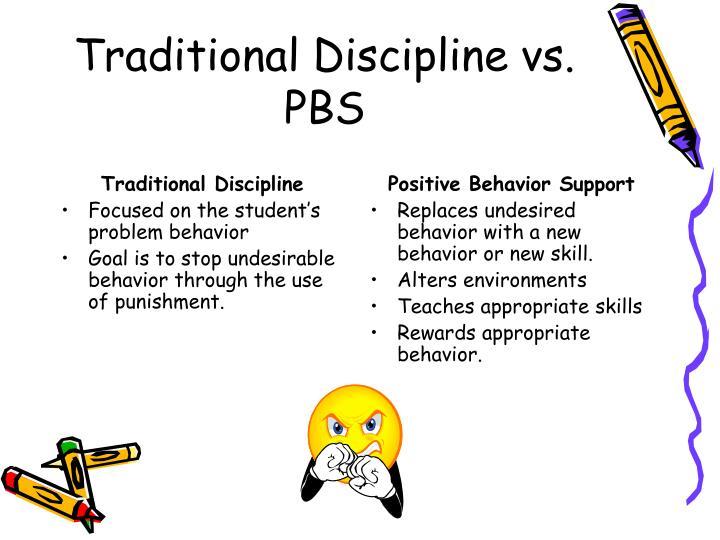 Traditional Discipline
