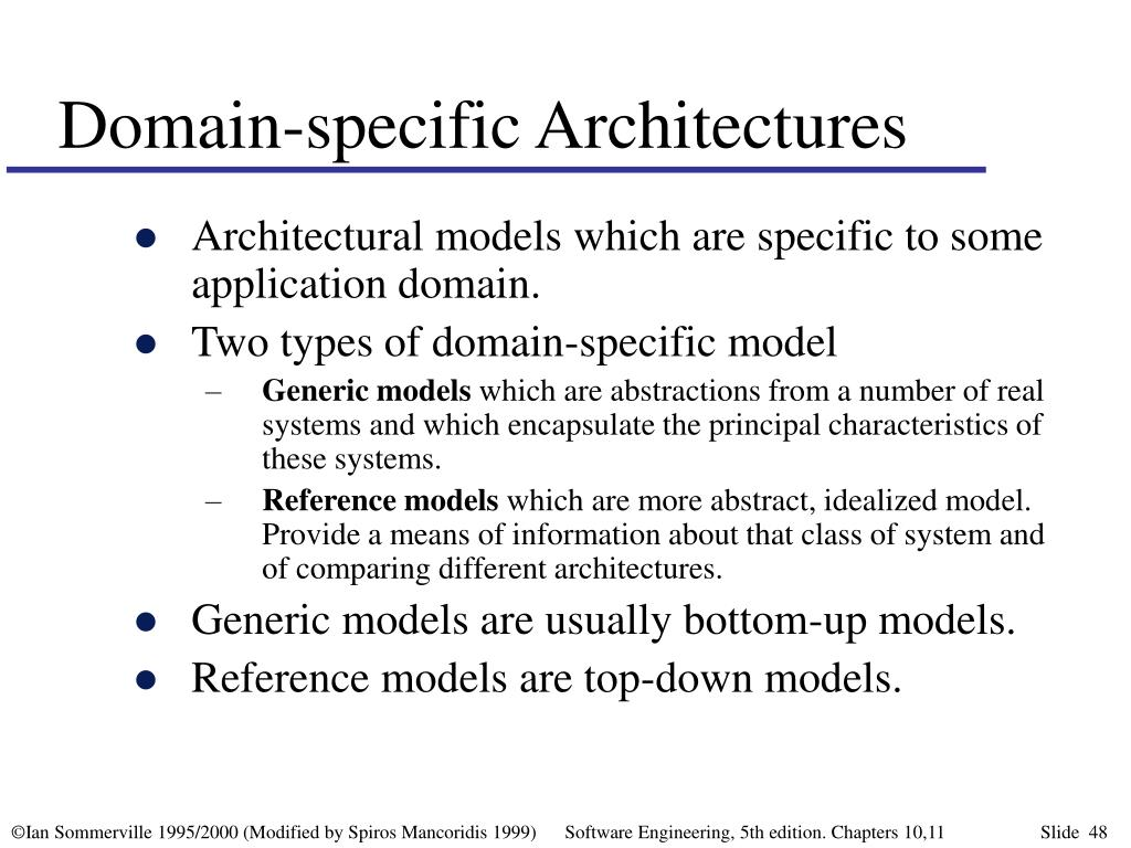 Domain-specific Architectures