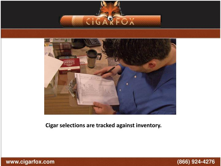 Our prices are always great, our selection always getting better, and when you get your first order you will see the real difference in our company! Nobody in the business takes more care in delivering your cigars to you than CigarFox.com!