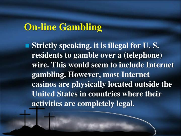On-line Gambling