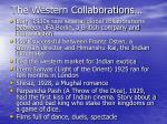 the western collaborations